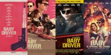 BABY DRIVER posters