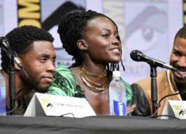 BLACK PANTHER noticia: Presentación en las Comic-Con