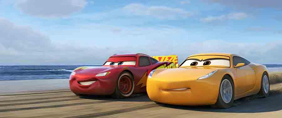 Cars 3: cine de animación