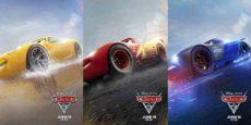 CARS 3 más posters