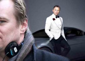 JAMES BOND 25 noticia: Christopher Nolan pone condiciones