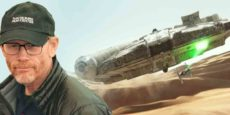 HAN SOLO: UNA HISTORIA DE STAR WARS avance: Ron Howard en el set