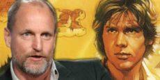 HAN SOLO: UNA HISTORIA DE STAR WARS noticia: Woody Harrelson no se moja