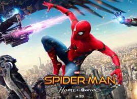 SPIDER-MAN: HOMECOMING crítica: El héroe vuelve a casa