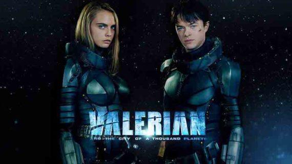 VALERIAN Y LA CIUDAD DE LOS MIL PLANETAS crítica: Cuidadín, cuidadín, con Valerian y Laureline