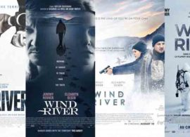 WIND RIVER posters