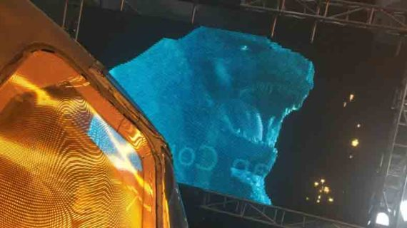 GODZILLA: KING OF MONSTERS avance: ¿Godzilla con camisón?