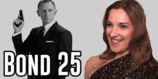 JAMES BOND 25 noticia: ¿Dirigirá una directora?