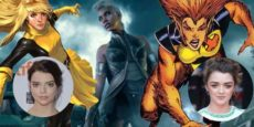 X-MEN: NEW MUTANTS avance: Fotos de final de rodaje