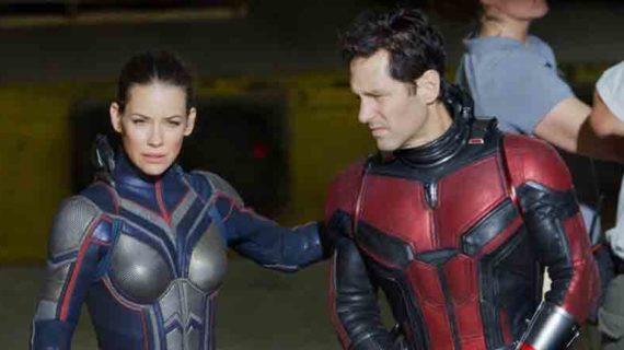 ANT-MAN Y LA AVISPA avance: Últimas fotos del rodaje