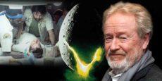 ALIEN noticia: Ridley Scott se plantea su continuación