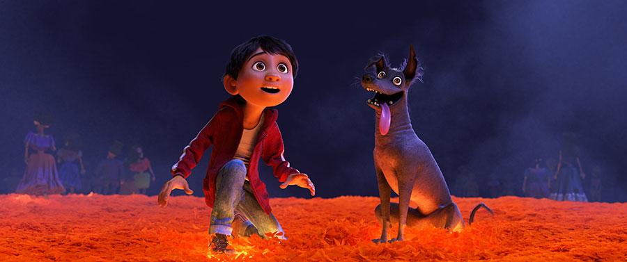 Coco: animación
