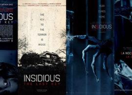 INSIDIOUS: LA ÚLTIMA LLAVE posters