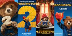 PADDINGTON 2 posters