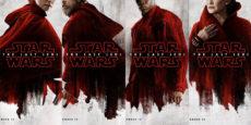 STAR WARS: LOS ÚLTIMOS JEDI personajes