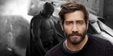 THE BATMAN noticia: ¿Jake Gyllenhaal nuevo Batman?