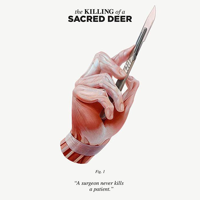 El sacrificio de un ciervo sagrado