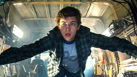 READY PLAYER ONE avance: Primeras fotos videojuegueras