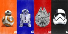 STAR WARS: LOS ÚLTIMOS JEDI posters