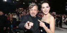 STAR WARS: LOS ÚLTIMOS JEDI premiere: Última premiere Jedi