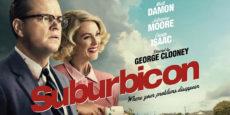 SUBURBICON reportaje: Suburbicon, el paraíso