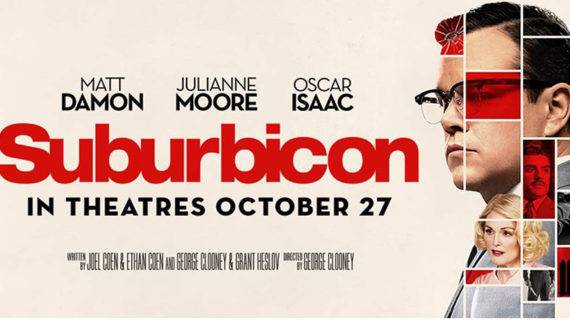 SUBURBICON crítica: Fargo Revisited
