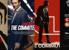 EL PASAJERO (THE COMMUTER) posters