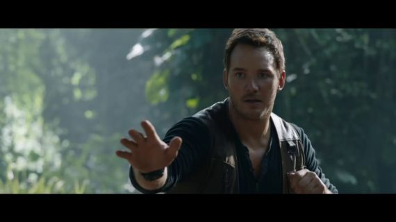 JURASSIC WORLD: EL REINO CAÍDO trailer