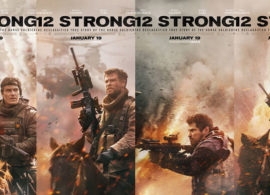 12 STRONG personajes