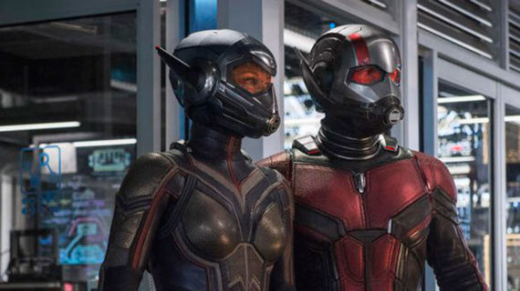 ANT-MAN Y LA AVISPA avance: Nueva foto… ¿Nueva?