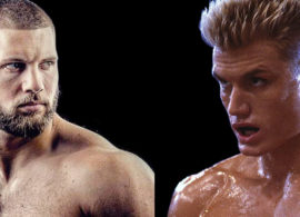CREED 2 noticia: Ivan Drago Jr. será el boxeador Florian Munteanu
