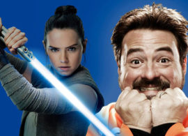 STAR WARS: LOS ÚLTIMOS JEDI noticia: Kevin Smith habla de Luke Skywalker