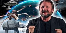 STAR WARS noticia: Rian Johnson habla de la nueva trilogía
