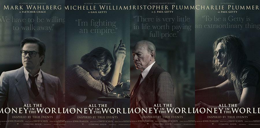 Todo el dinero del mundo: thriller