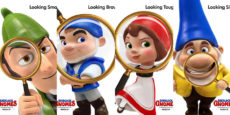 SHERLOCK GNOMES personajes II