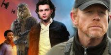 HAN SOLO: UNA HISTORIA DE STAR WARS noticia: Ron Howard cierra la boquita