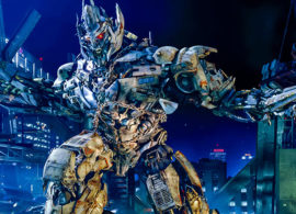 TRANSFORMERS noticia: ¿Sexta entrega o reboot?