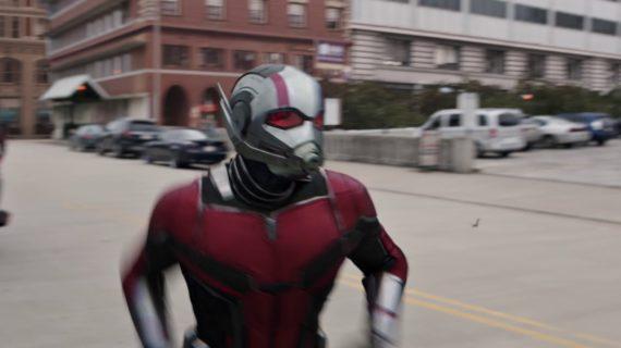 ANT-MAN Y LA AVISPA trailer