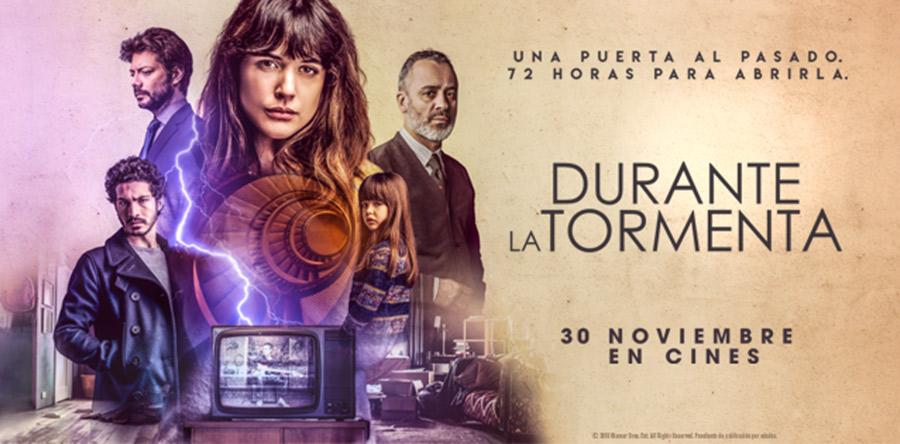 DURANTE LA TORMENTA crítica: Frecuencia al futuro - Web de cine ...