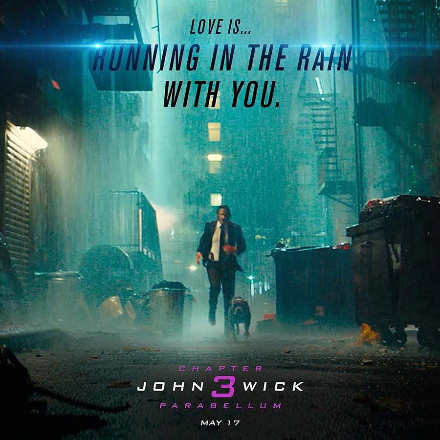 John Wick Capitulo 3 Parabellum Posters Web De Cine Fantastico