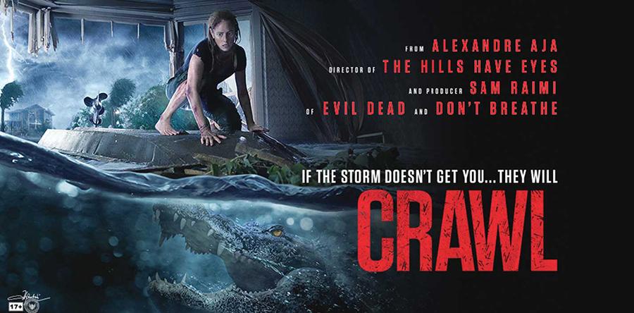 Infierno Bajo El Agua Crítica Caimaña Sin 3d Web De Cine Fantástico Terror Y Ciencia Ficción