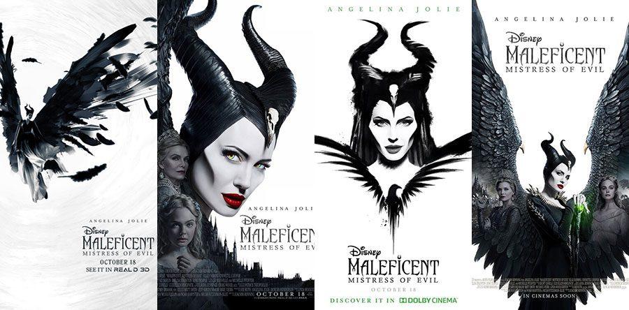 Malefica Maestra Del Mal Posters Web De Cine Fantastico